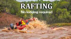 Rafting No Lodging Required